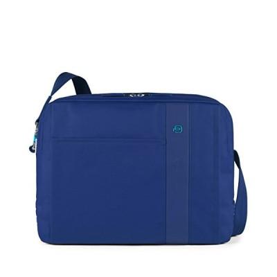 Piquadro Briefcase CA3647S77/BLU, Blue 並行輸入品