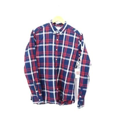 ユニフォームエクスペリメント uniform experiment カジュアルシャツ スターデザイン メンズ 3 中古 201215