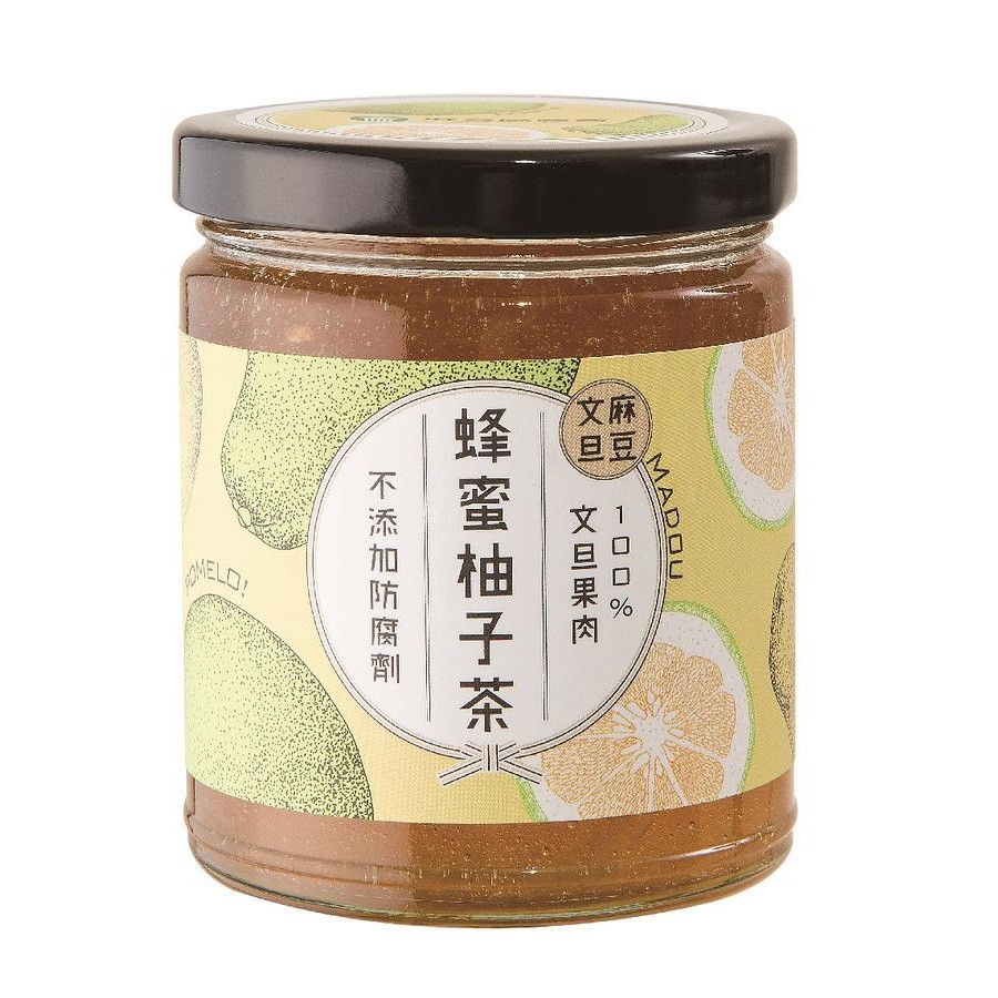 麻豆農會蜂蜜柚子茶 eslite誠品