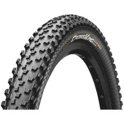 コンチネンタル 共用 ホイール—タイヤ タイヤ continental cross-king-ii-tlr-27.5 -tubeless-foldable-mtb-tyre