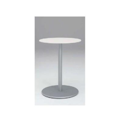 ラウンジテーブル 送料無料 丸型テーブル ツリーテーブル ハイテーブル テーブル 机 休憩スペース ロビー オフィス家具 L401RD-WB01