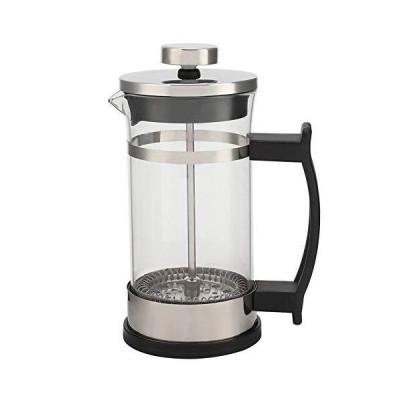 二重ろ過コーヒーメーカー、より純粋なコーヒーポット、コーヒーパウダー茶葉用のティーレストランコーヒーショップ