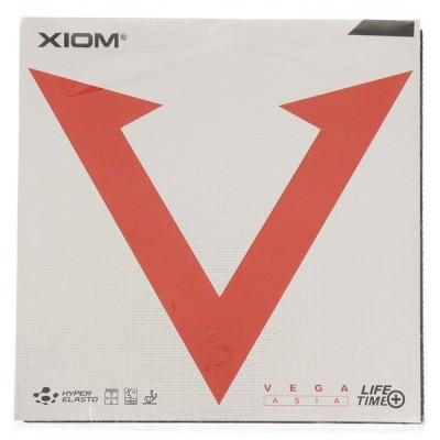 エクシオン(XIOM) 卓球ラバー ヴェガ アジア BK 10451 (Men's、Lady's、Jr)