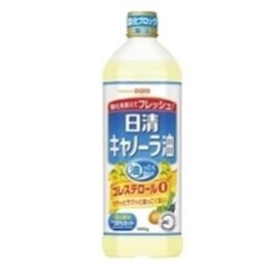 送料無料 日清オイリオ キャノーラ油 1ケース/1000g×8本(008) 『HSH』
