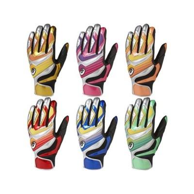 【asics】アシックス 数量限定 バッティング用手袋 両手用 BEG-72