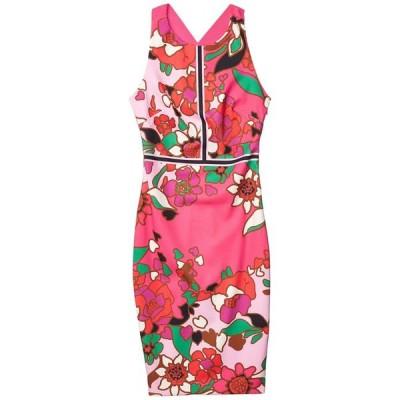 テッドベーカー レディース ワンピース トップス Marloww Pinata Buckle Detail Bodycon Dress