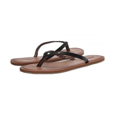 O'Neill オニール レディース 女性用 シューズ 靴 サンダル Pier - Black