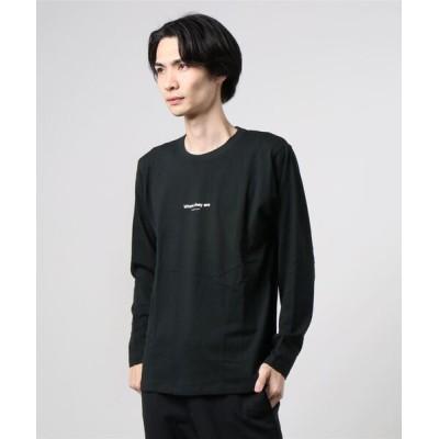 tシャツ Tシャツ :KAGAFURI別注 ROUTEフォトTシャツ 長袖
