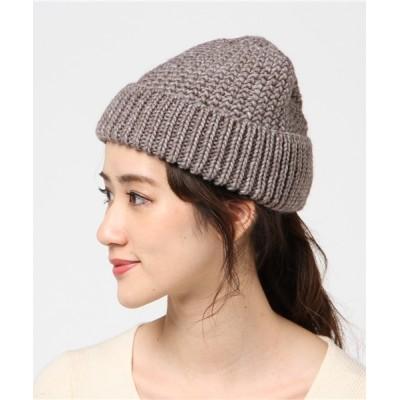 HELIOPOLE / FUUXXI ニットキャップ WOMEN 帽子 > ニットキャップ/ビーニー