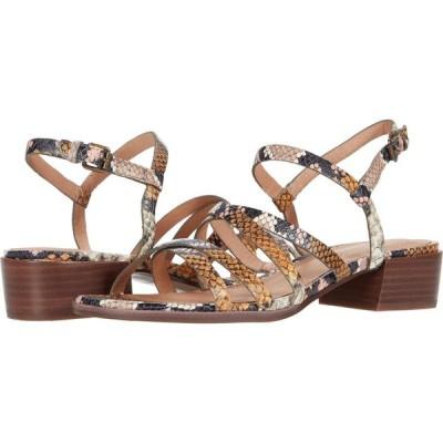 メイドウェル Madewell レディース サンダル・ミュール シューズ・靴 Natty Skinny Strap Sandal Forgotten Petal Multi