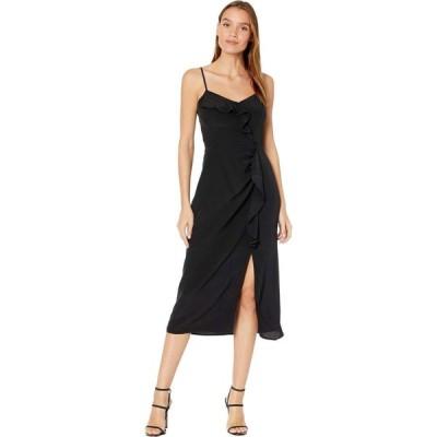 パーカー Parker レディース ワンピース ワンピース・ドレス Ellender Dress Black