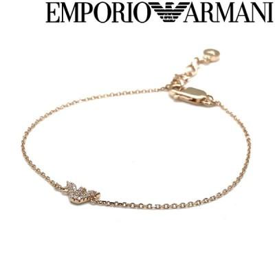 EMPORIO ARMANI エンポリオアルマーニ ブレスレット ブランド ピンクゴールド EG3479221