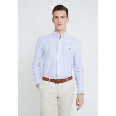 ラルフローレン メンズ シャツ トップス OXFORD  - Shirt - light blue/white light blue/white