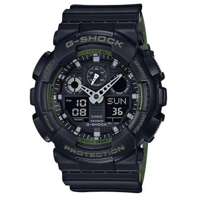 海外カシオ 海外CASIO 腕時計 GA-100L-1A G-SHOCK ジーショック メンズ