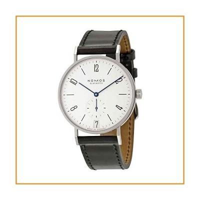 Nomos メンズ腕時計 Tangente 38 Datum 130 レザー製バンド付き【並行輸入品】