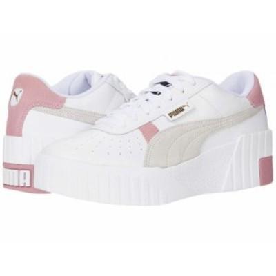 PUMA プーマ レディース 女性用 シューズ 靴 スニーカー 運動靴 Cali Wedge Mix Puma White/Foxglove【送料無料】