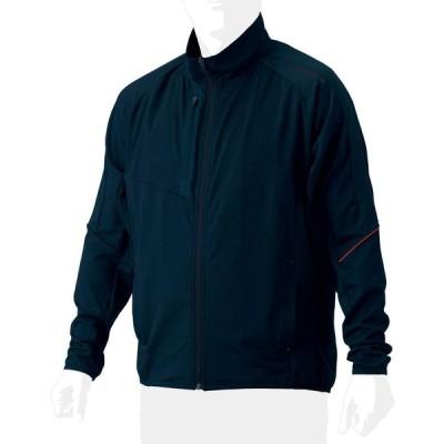 ZETT(ゼット) 野球 プロステイタス トラックジャケット 防寒用 BPRO300S ネイビー(2900) S