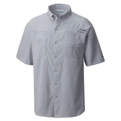 (取寄)コロンビア メンズ タミアミ 2 ショートスリーブ シャツ Columbia Men's Tamiami II SS Shirt Cool Grey 送料無料