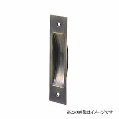 丸喜金属本社 MK ステンレス チリ出引手 S-125 751 仕上:HL ヘアーライン (全長75mm ビスピッチ60mm)