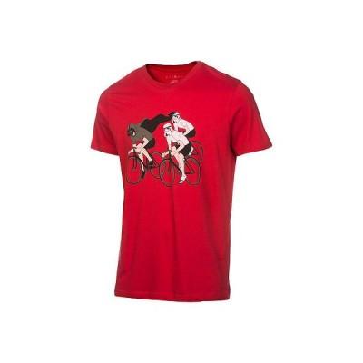サイクリング用品 Endurance Conspiracy Hyperspace Tシャツ ショート スリーブ メンズ