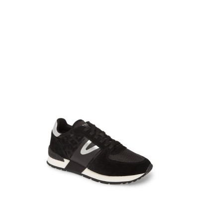 トレトン レディース スニーカー シューズ Loyola Sneaker BLK04