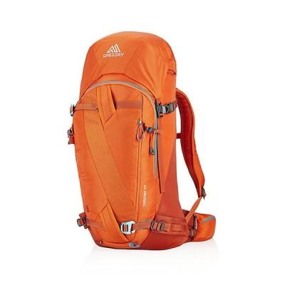 グレゴリー バックパック・リュックサック メンズ バッグ Gregory Targhee 45L Pack Sunset Orange