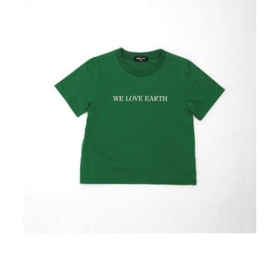 吸水速乾・抗菌防臭加工 メッセージプリント Tシャツ