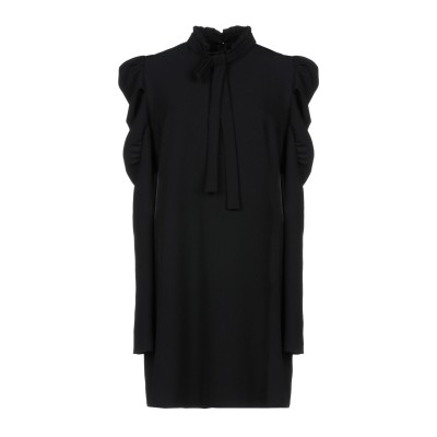 ピンコ PINKO ミニワンピース&ドレス ブラック 38 ポリエステル 88% / ポリウレタン 12% ミニワンピース&ドレス