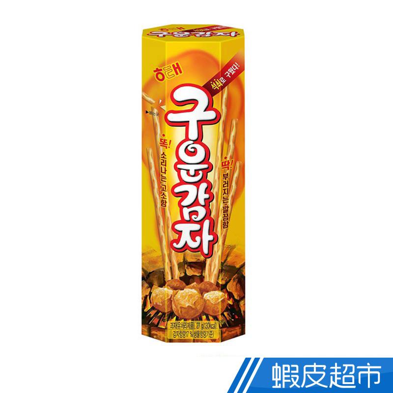 韓國 海太HAITAI 烘焙馬鈴薯棒 27g 韓國零食 韓國原裝進口 現貨[滿額折扣] 蝦皮直送