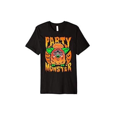 Furby Halloween Party Animal Premium T-Shirt
