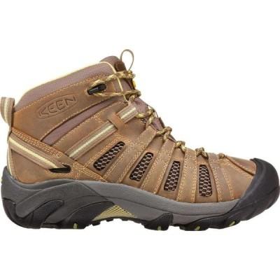 キーン Keen レディース ハイキング・登山 ブーツ シューズ・靴 KEEN Voyageur Mid Hiking Boots Brindle Custard