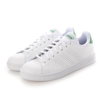 アディダス adidas メンズ ADVANCOURT LEA U 036424 036424 (ホワイト)
