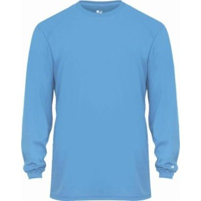 スポーツ用品 ベースボール Badger Mens B-Tech Long Sleeve T-Shirt