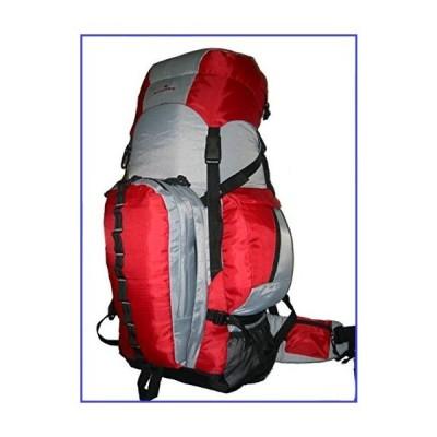 拡張可能なハイキングバックパックLarge 6000ci-8000ciキャンプバックパックScout Daypackアルミニウムフレー