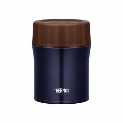 サーモス THERMOS 真空断熱スープジャー JBX500 [容量:500ml] [カラー:ネイビー] #JBX-500-NVY