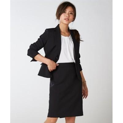 【レディーススーツ】タイトスカートスーツ(テーラードジャケット+スカート)(選べる2レングス) 【レディーススーツ】通勤・社会人・リクルートスーツ, Women's Suits