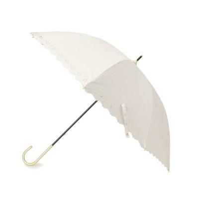 ITS' DEMO(イッツデモ) a.s.s.a フラワーカットワーク長傘(晴雨兼用)