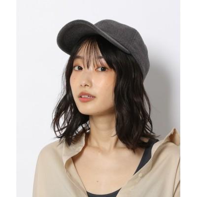 LAKOLE / シャギーキャップ / 215359 WOMEN 帽子 > キャップ