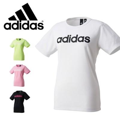 アディダス レディース Tシャツ リニア Adidas FTK26 ブランド