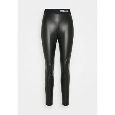 フューゴ レディース レギンス ボトムス HONATI - Leggings - Trousers - black black
