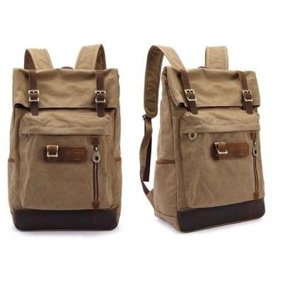 リュックサック●帆布鞄●ファッションバッグ●大容量男女兼用g02