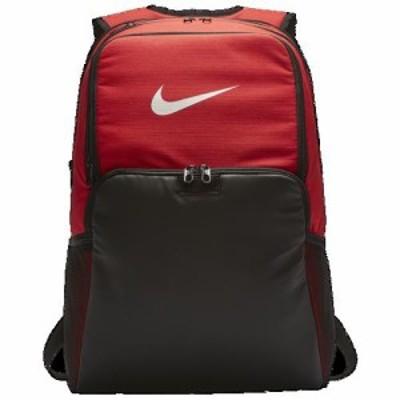 (取寄)ナイキブラジリア エックスラージ バックパック リュック  NikeBrasilia X-Large Backpack University Red 送料無料