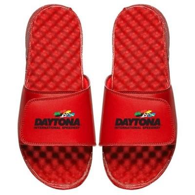 アイスライド メンズ サンダル シューズ Daytona International Speedway ISlide Slide Sandals