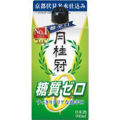 月桂冠月桂冠 糖質ゼロパック 900ml  日本酒