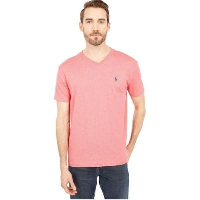 ラルフ ローレン Polo Ralph Lauren メンズ Tシャツ Vネック トップス Classic Fit V-Neck Tee Highland Rose Heather 1