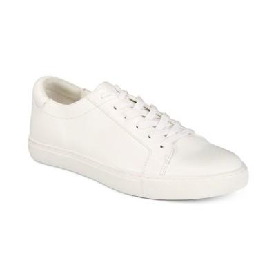 ケネスコール スニーカー シューズ レディース Women's Kam Lace-Up Sneakers White