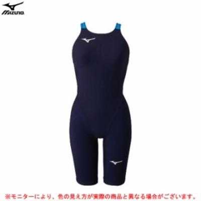 MIZUNO(ミズノ)MX SONIC α ハーフスーツ(N2MG0212)FINA承認モデル 水泳 競泳水着 スイミング スイムウェア 女性用 レディース