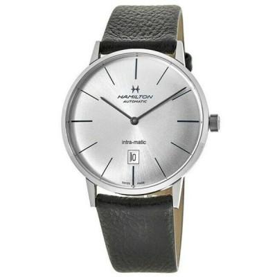 腕時計 ハミルトン メンズ Hamilton American Classic INTRA-MATIC AUTO Men's Watch H38755751