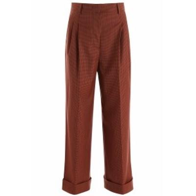 FENDI/フェンディ ドレスパンツ WHITMAN Fendi palazzo trousers レディース 春夏2019 FR6217 A8E2 ik