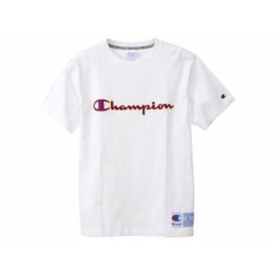 チャンピオン:【メンズ】Tシャツ【Champion アクションスタイル カジュアル 半袖 シャツ】